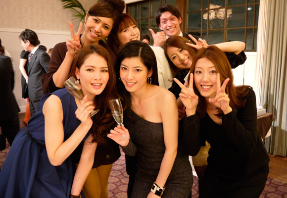 Year-end party@藤屋御本陣